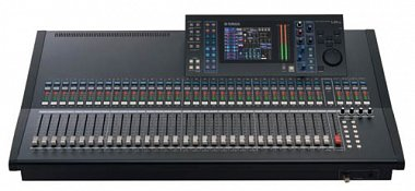 Yamaha compact digital 64 channel desk